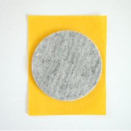 Войлочные прокладки диаметром 70 mm