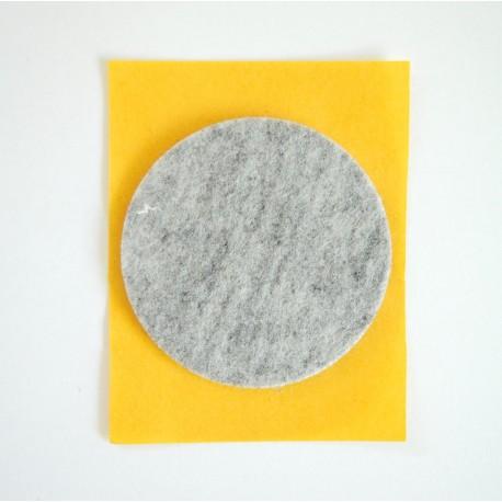 Podkładki filcowe koła fi 70 mm