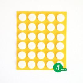 Podkładki filcowe koła fi 15 mm