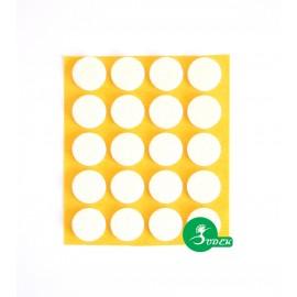 Podkładki filcowe koła fi 20 mm