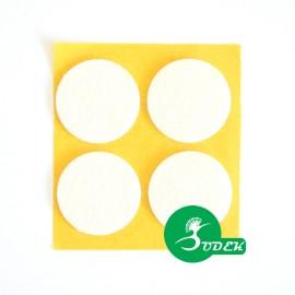 Podkładki filcowe koła fi 40 mm
