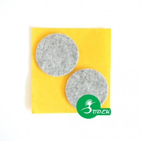 Podkładki filcowe 15x15 mm